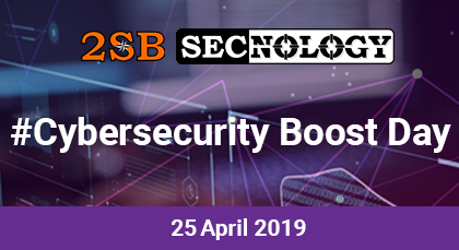 Secnology at the #CyberSecurity Boost Day