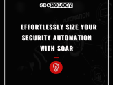 SECNOLOGY blog automation with SOAR and SIEM picture.