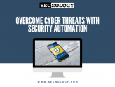 SECNOLOGY : Overcome cyber threats with security automation